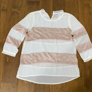 ESLEY BLOUSE SIZE SMALL